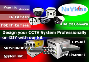 NuVision Canada Video Security System